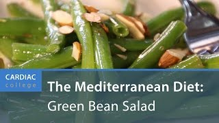 How to Make Mediterranean Green Bean Salad: Cardiac College