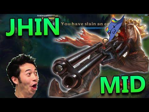 Jhin mid