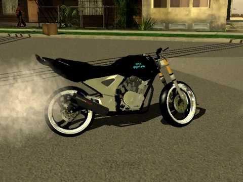 Motos Argentinas Para Gta San Andreas