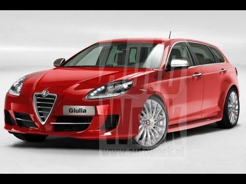 AutoWeek Journaal: exclusief Alfa Giulia Sportwagon
