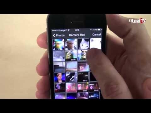 10. PicPlayPost : des collages photo originaux (test appli smartphone)