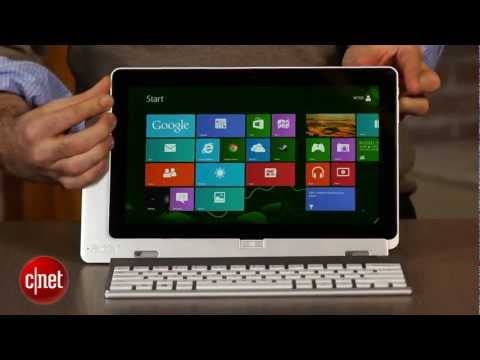 Hands-on with Acer's W8 tablet