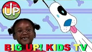 """👍 BIG UP! KID'S TV """"The Animal Song!"""" Children's Sing-Along 🎶(MUSIC FUN & MORE!)"""