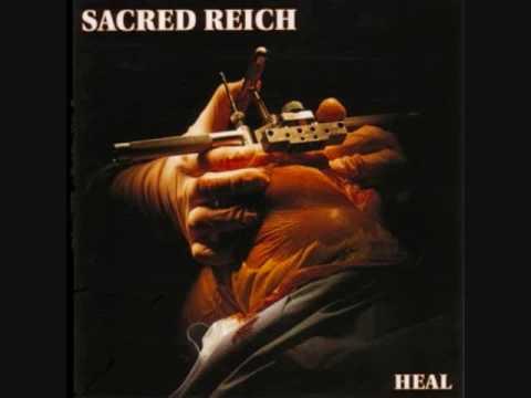 Sacred Reich - Blue Suit, Brown Shirt