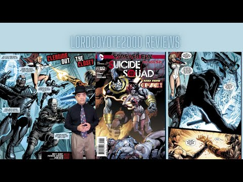 Suicide Squad #25 comic book review #136
