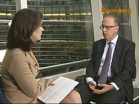 Stephen Roach Discusses China's Currency Policy, Economy: Video