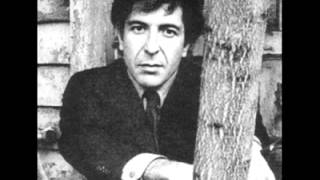 Watch Leonard Cohen Leaving Green Sleeves video