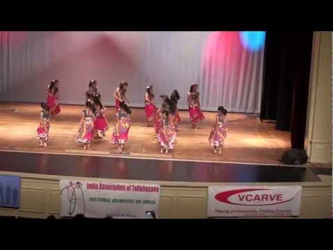 Gun Gun Gunare.choreo:padmini Lakshmin..glimpses-2012.india Assn. Of Tallahassee. video