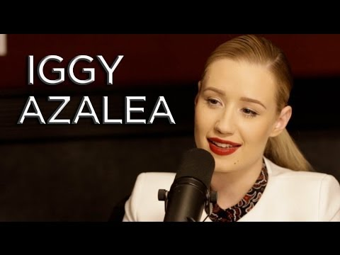 Iggy Azalea talks A$AP Rocky Tattoo + Kimye Vogue Issue!