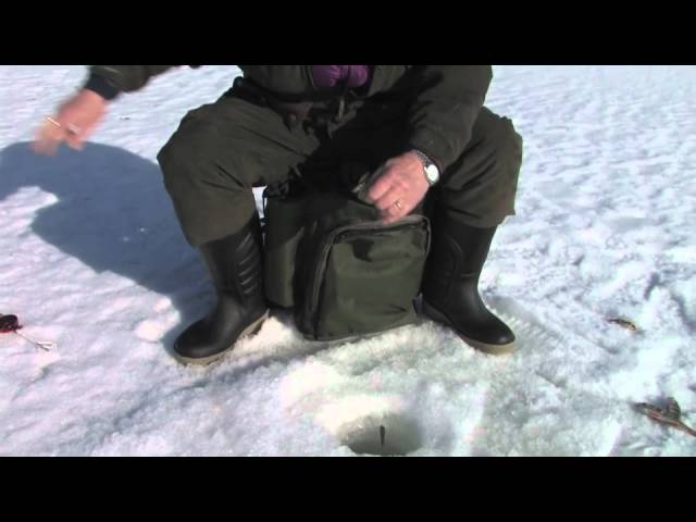 """""""Ice Fishing in Finland"""""""