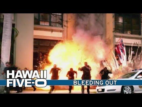 Hawaii Five-0 - Bleeding Out