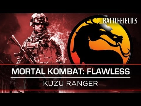 Battlefield 3 [Mortal Kombat: Flawless] 45-0 & Songs