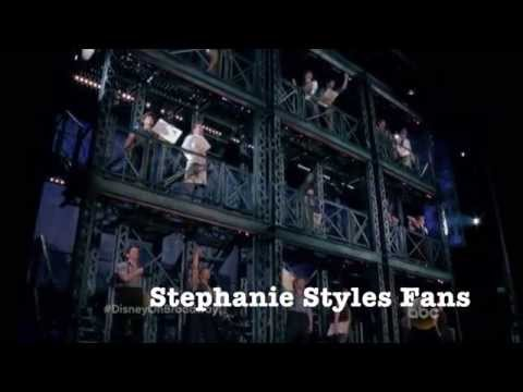 Stephanie Styles Newsies on