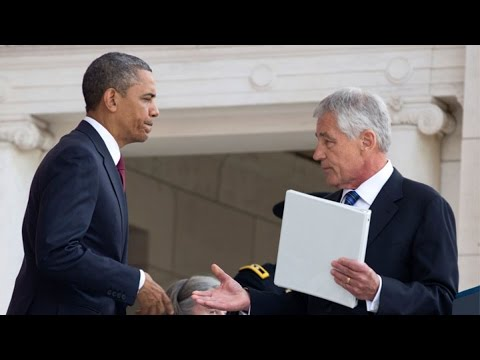 Was Chuck Hagel Forced Out at the Pentagon?