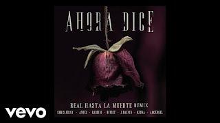 Chris Jeday - Ahora Dice (Remix) ft. J Balvin, Ozuna, Anuel AA, Cardi B, Offset, Arcángel