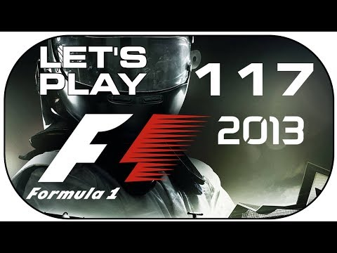 Let's Play F1 2013 #117 Das Rennen in Amerika [Deutsch/German] [Full-HD]