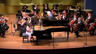 W.A. Mozart - Piano Concerto No. 11 in F major, K. 413 (1782)