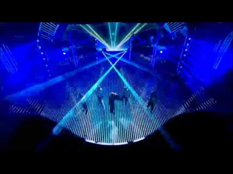 Jennifer Lopez - Live It Up (Live Britain's Got Talent)