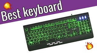 REDGEAR BLAZE 3 GAMING KEYBOARD UNBOXING AND REVIEW BY TECH WITH ME