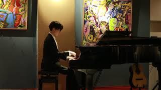 Scriabin, Prelude op.16 no. 1 in B Major Park Min Sung