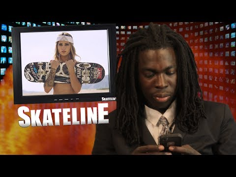 SKATELINE - Leticia Bufoni, Riley Hawk, Jamal Smith, Elijah Berle, Tommy Fynn