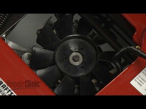 Transmission Cooling Fan Blade - Craftsman Riding Lawn Mower