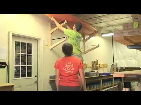 Talic Kayak Condo kayak storage