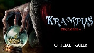 Krampus  Official Trailer HD