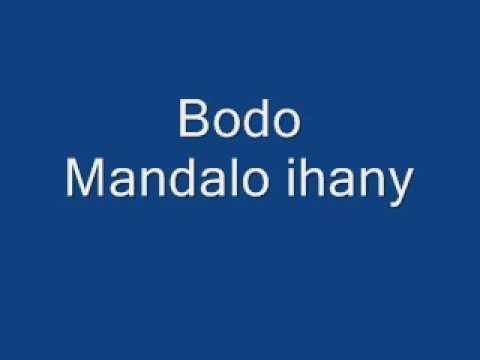 Bodo Mandalo ihany thumbnail