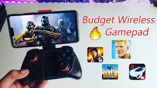 Best Budget Wireless Gamepad Unboxing And Gaming Test