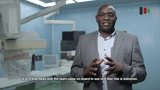 Kenyatta University Hospital: Modernizing healthcare in Kiambu County through technology