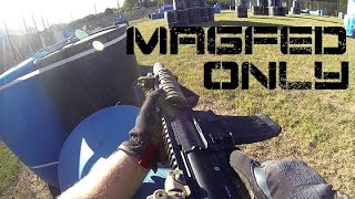 MagFed Paintball: OFFLimits-MAGFED ONLY DAY- WASTELAND 2V2V2