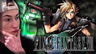 Final Fantasy VII - Kurła oglądać bo dobra giera
