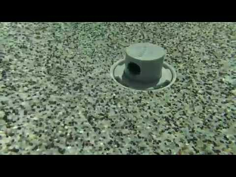 Performance Pools Cyclean In Floor Cleaning And Circulation System Youtube
