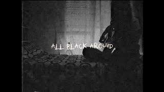 FREE | All Black Around - XXXTENTACION TYPE BEAT | Sad Depressed Instrumental