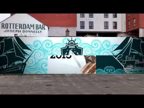Belfast Harbour Public Art Competition