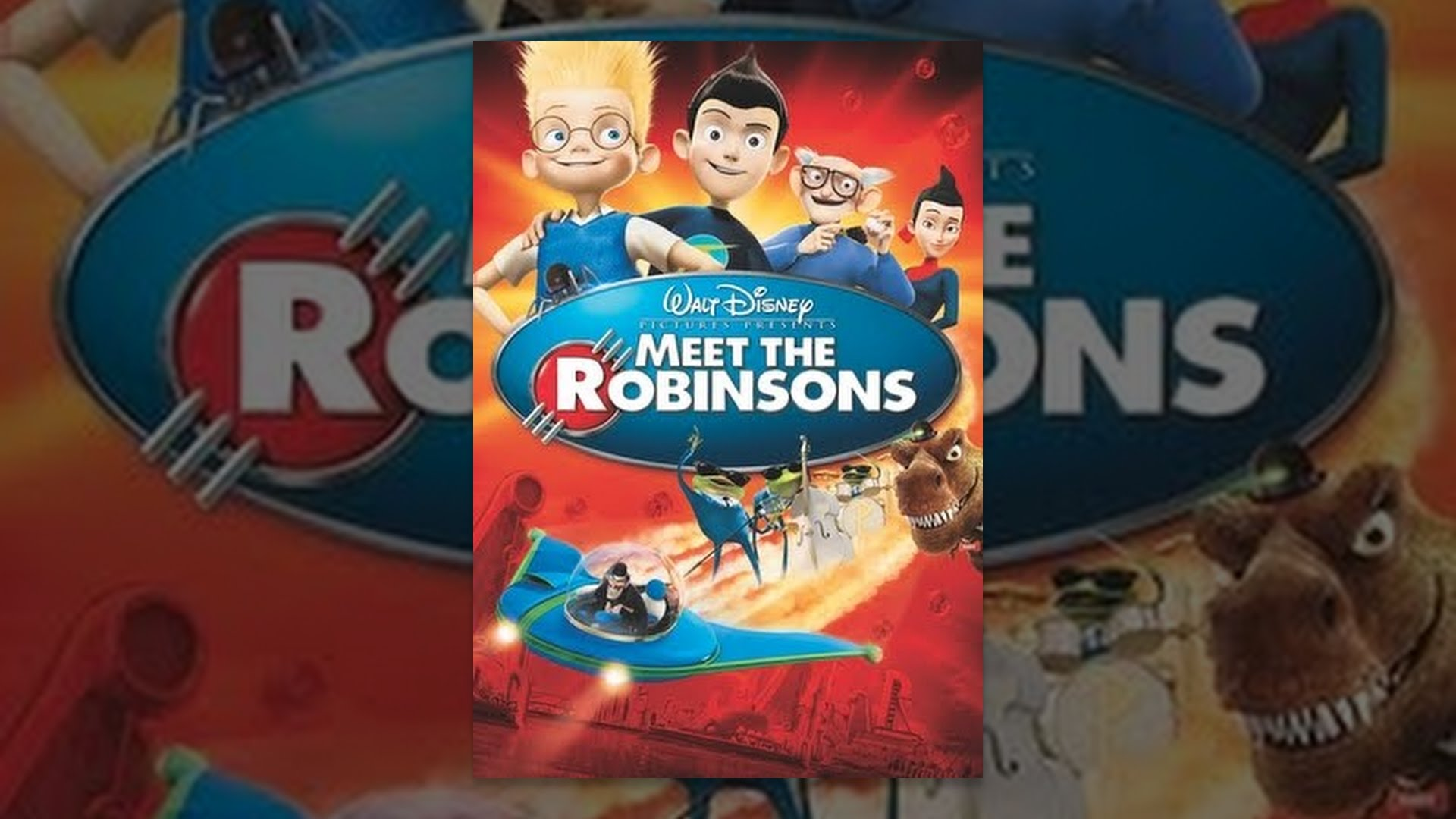 Meet the Robinsons (CoolZDane Style) | The Parody Wiki