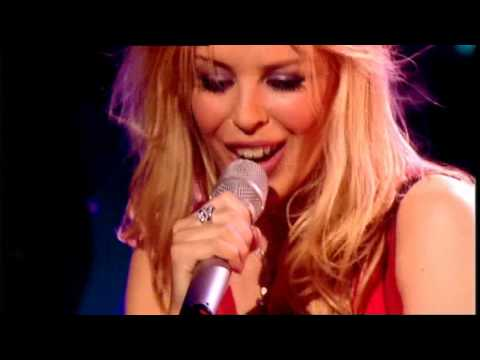 Kylie Minogue - In Your Eyes Body Language Live