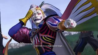 Dissidia NT - Kefka Solo Matches #2 (With Japanese Voices!)