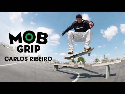 Carlos Ribeiro Taking Advantage Of An Empty L.A.