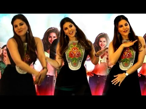 Sunny Leone Performs On  Paaniwala Dance At Kuck Kuch Locha Hai Promotions video