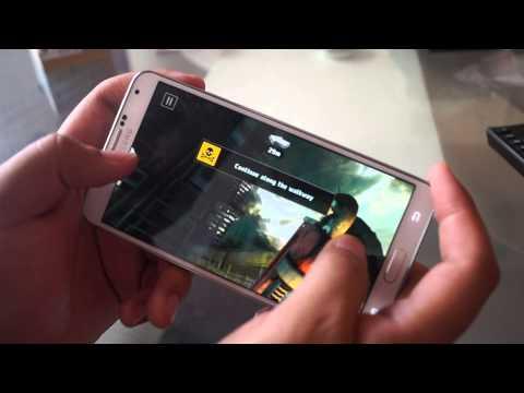 Galaxy Note 3 Octa Core - ANÁLISIS EN ESPAÑOL