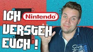 Nintendo, ich verstehe Euch - Ich bin genauso !