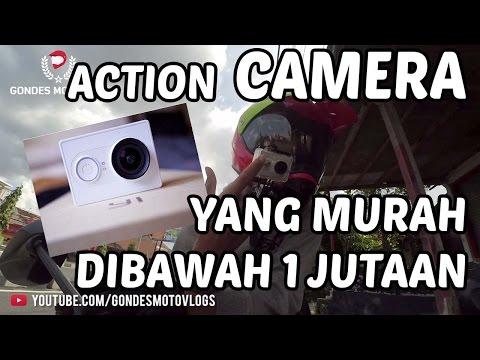 Action Camera Harga Dibawah 1 Jutaan Kualitas Cukup Bagus Cocok Untuk Motovlog, Vlog,dll