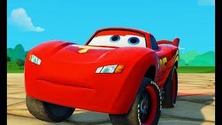 Маквин Молния Мультик Тачки про Машинки гонки Disney Cars Lightning McQueen