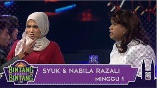 Download Lagu Bintang Bersama Bintang | Shuk & Nabila Razali | Minggu 1 Gratis STAFABAND