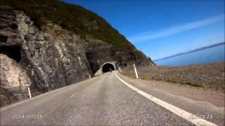 Nordkap 2014 Adventure for real MC