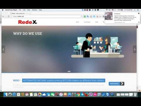 How to Earn 1.5 Bitcoin by investing just 0.005 btc - REDEX