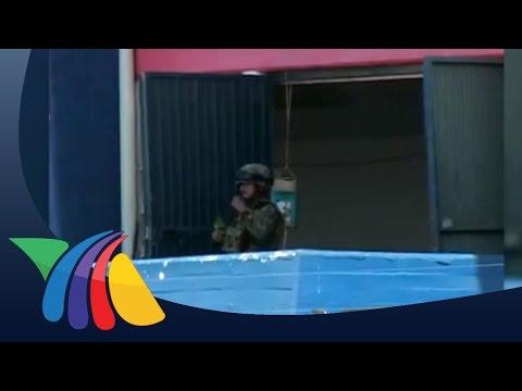 Continúa vigilancia de la Marina en Guasave | Noticias de Mazatlán