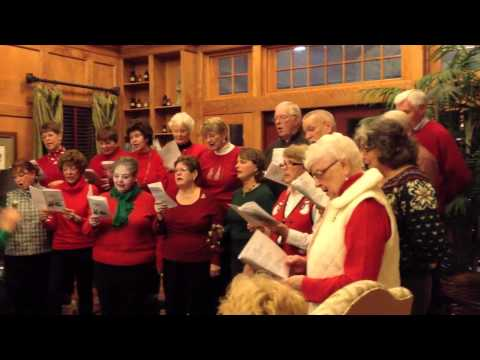 Villages at Hillview Holiday Caroling 12-15-2011